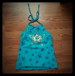 Girls Halter Top